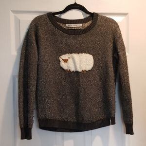 WOOLRICH vintage sheep sweater